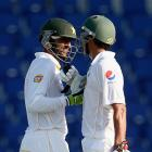 Record-breaker Younis overshadows Malik's returning ton