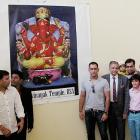 After 'Puja' at New Jersey temple, MS urges Diaspora to back Team India