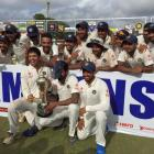 India's Report Card: 10 for Ashwin; 9 for Ishant!