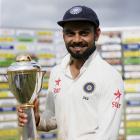 PHOTOS: India seal Sri Lanka series despite Mathews ton