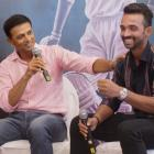 Dravid joins No 3 debate, says Rahane should bat at 5!