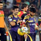 KKR start favorites against Sunrisers in IPL Eliminator