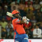 PHOTOS: Lions stay on top after last-ball win over Supergiants