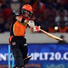 IPL PHOTOS: Warner powers Hyderabad to victory against RCB