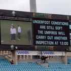South Africa-New Zealand first Test ends in a damp draw