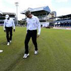 Queen's Park Oval outfield rated poor by the match referee
