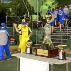Australia thump Sri Lanka in 4th ODI to claim series win