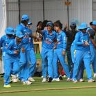 Indian women down Pakistan to complete Asia Cup 'double hat-trick'