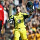 Smith's record knock powers Australia to victory
