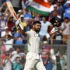 Mumbai Test: Skipper Kohli puts India in 'Virat' position