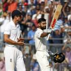 How 'ambitious' Kohli inspires Root