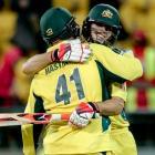 Wellington ODI: Marsh guides Australia to series-levelling win