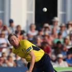 Uncapped Liam Dawson in England's WT20 squad