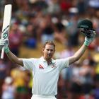 PHOTOS: Australia tighten grip on first Test as Kiwis crumble