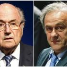 Russia says Blatter, Platini to be invited to World Cup