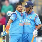 Why Dhoni doesn't want Raina to bat at Kohli's No. 3 slot?