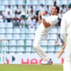 PHOTOS: SL crash for 117 before Australia lose early wickets