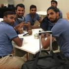 PHOTOS: Upbeat Team India arrive in Kingston