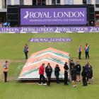 England v Sri Lanka third ODI abandoned due to rain