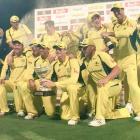 Tri-nation: Australia beat West Indies to claim series