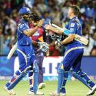 IPL PHOTOS: Brilliant Rohit propels Mumbai Indians to second spot