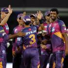 IPL PHOTOS: Pune outclass Delhi to keep hopes alive