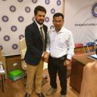 Thakur becomes second youngest BCCI President