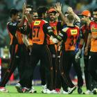 IPL PHOTOS: Sunrisers knock KKR out, seal Qualifier 2 berth