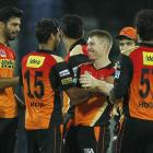 Warner lauds bowlers, fielders after KKR demolition
