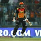 IPL PHOTOS: Warner powers Sunrisers into maiden final