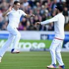 Durham Test: England sense victory as Woakes and Broad strike