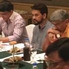 New BCCI boss Thakur and Ganguly make some tough decisions