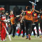 PHOTOS: Sunrisers Hyderabad outclass RCB to win IPL 9