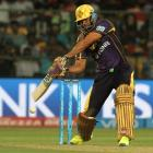 IPL PHOTOS: Yusuf, Russell muscle KKR to win against RCB