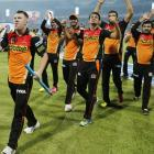 How SRH's skipper Warner plans to celebrate IPL victory...