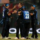 Williamson hits century as New Zealand edge past India`