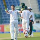 Younus returns with century as Pakistan dominate West Indies