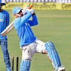 Can Dhoni turn on the style on home turf?