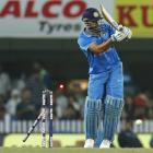 India falter in chase to hand NZ series-levelling win