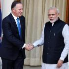 Modi, Key draw from cricket to highlight India-NZ ties