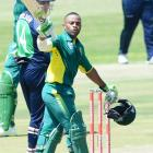 Century on debut for Bavuma as SA thrash Ireland
