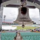 Eden Gardens gets its bell before second Test