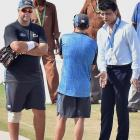 Troubled Kiwis take tips from Ganguly