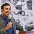 Laxman reveals his thoughts on pink ball, DRS