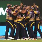 IPL PHOTOS: KKR pacers rip apart RCB to record stunning 82-run win