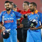 PIX: How India dominated Sri Lanka in 1st ODI