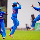 Viru gets witty again as India beat Pak in Women's WC qualifier