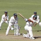 How to bat on the track at MCA...