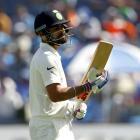 Stats Pack: Virat Kohli's 'Duck Tales'