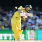 Australia's Wade hits maiden ODI ton in Brisbane romp